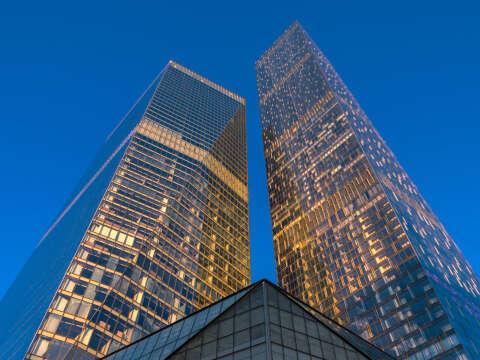 Готовые апартаменты в башне «Око» в Москва-Сити Беспроцентная рассрочка на 2 года.